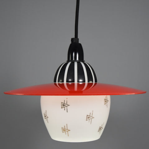 1950s-1960s space age Ceiling Light