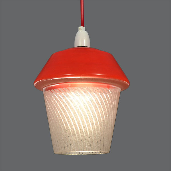 1950s interior design scheme pendant/ceiling light