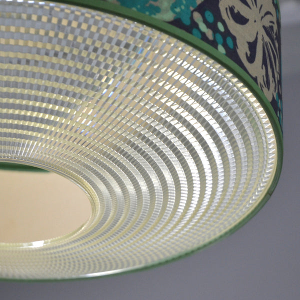 1960s/1970s Ceiling Light/Pendant Lamp Shade