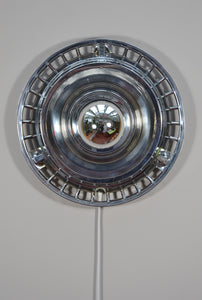 '1961 Chevrolet Bel Air Impala' Roadrunner Plug-in Wall Light