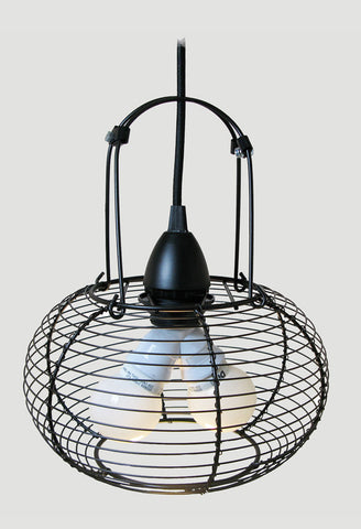 'Egg Basket' Pendant light