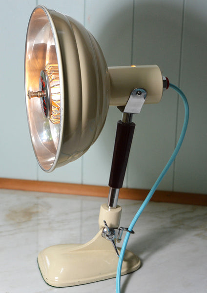 'The Irradiator' Retro Table Lamp/Desk Lamp