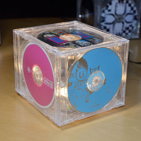 CD-light 'pink/blue'