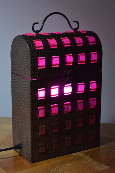 'Colourbox' Funky Unusual Table Lamp/Desk Lamp