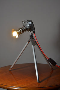 'The Comet II' Table Lamp/Desk Lamp