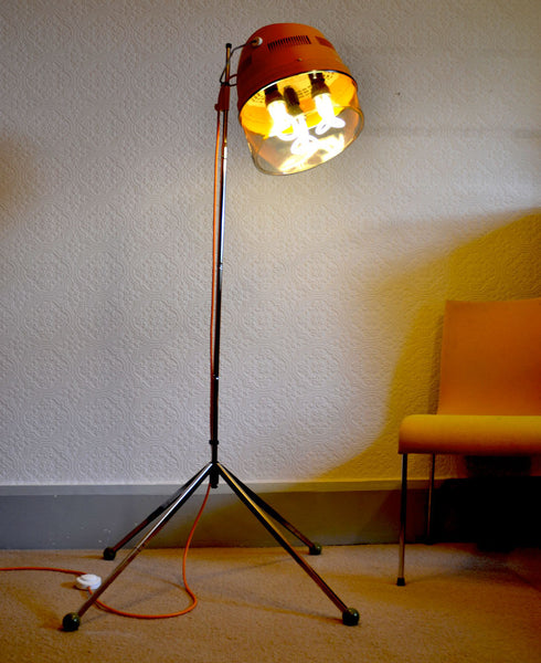 Floor lamp - 'The Salonaire' - Mid Century Modern Lighting