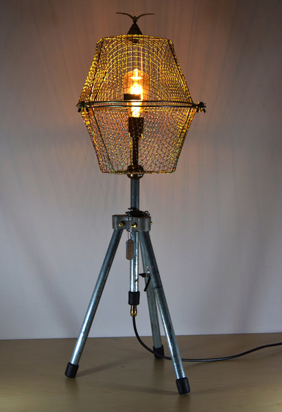 'Free as a Bird' Floor Light/Table Light