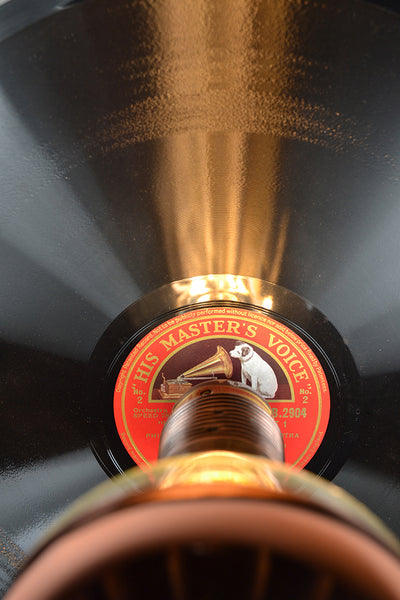HMV Lohengrin 'In the Groove' plug-in Wall light
