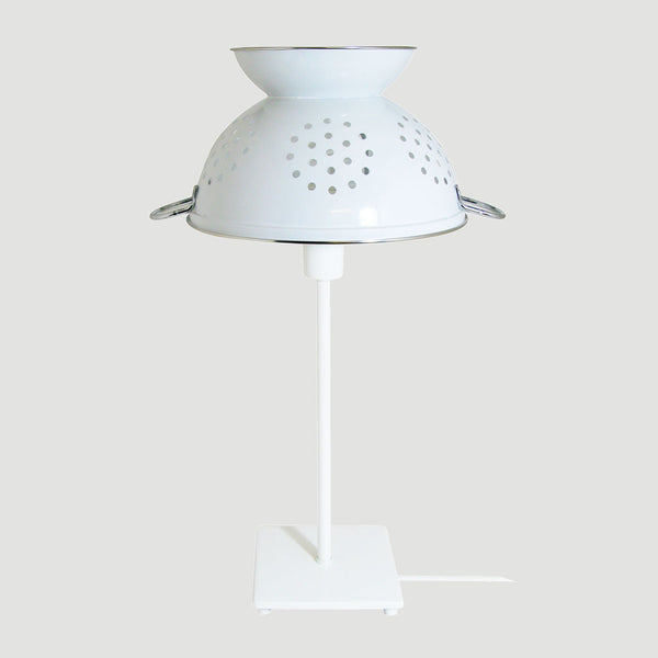 'LIGHT RINSE' Funky unusual table lamp for your kitchen