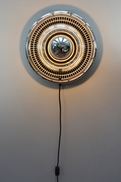'Plymouth Belvedere 1966' Roadrunner Plug-in Wall Light