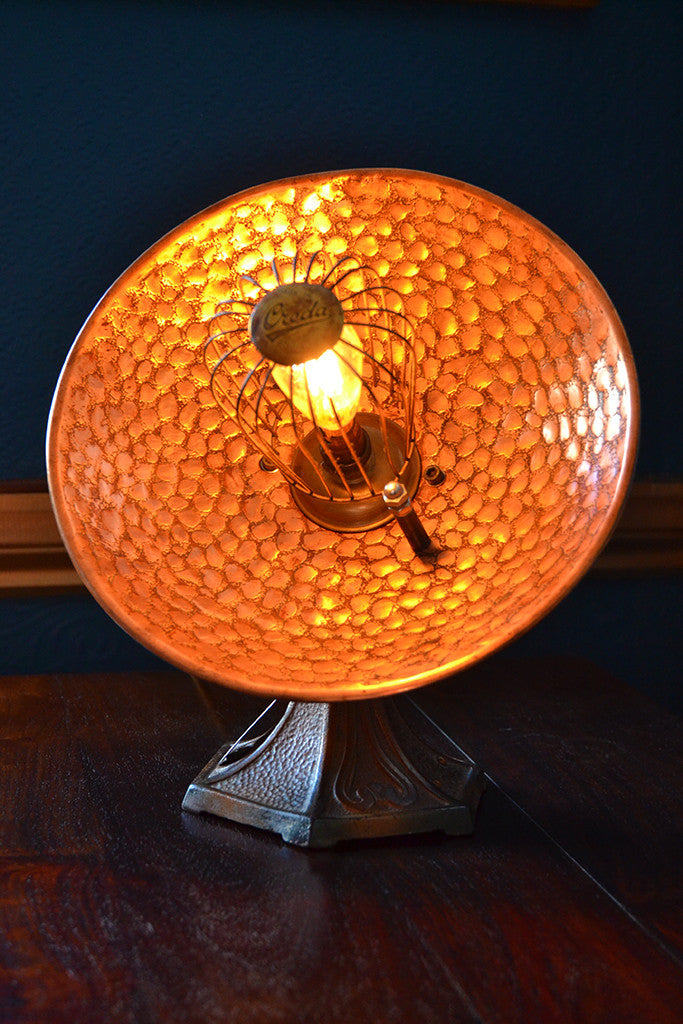 Funky Lighting Retro Electro Table Lamp