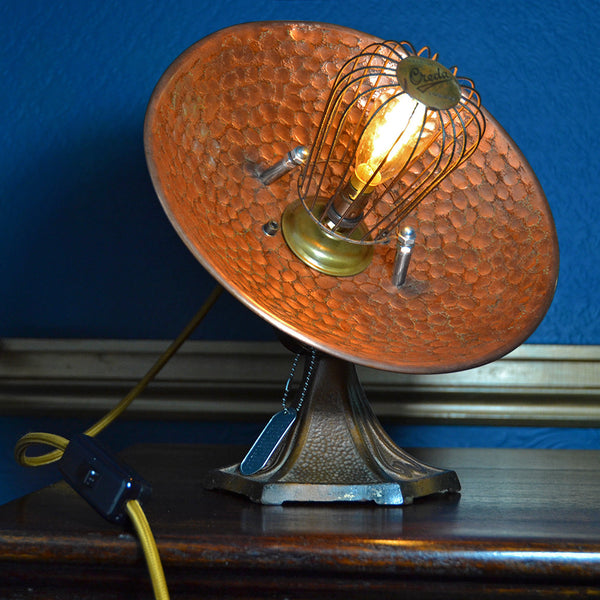 'Retro-electro' Art Deco Table lamp