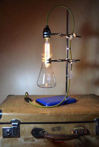 'Science Lite' Table Lamp/Desk Lamp