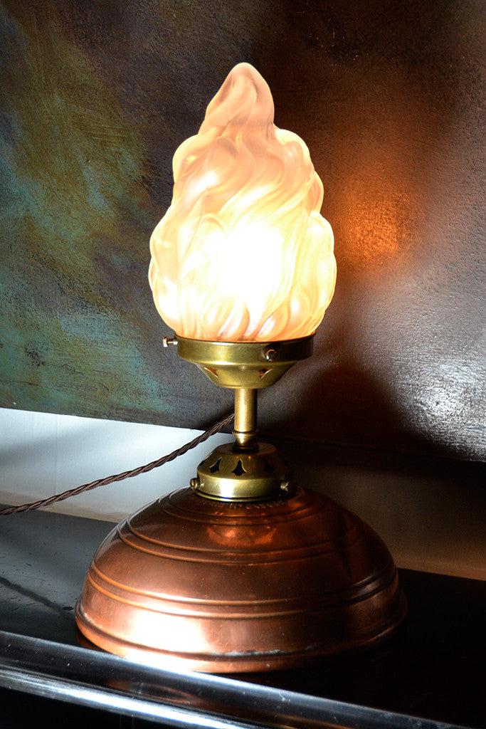 'The Empire Bed Warmer' Table lamp