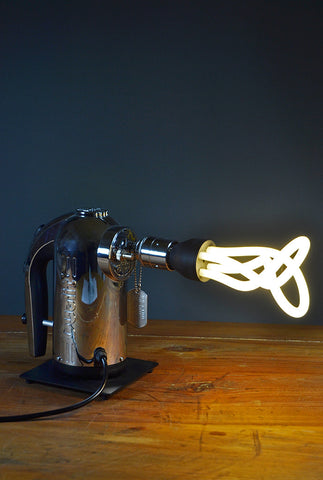 'The Mixer'  Funky Table lamp