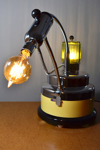 'The Vaporiser' Funky Unusual Large Table lamp/Desk Lamp
