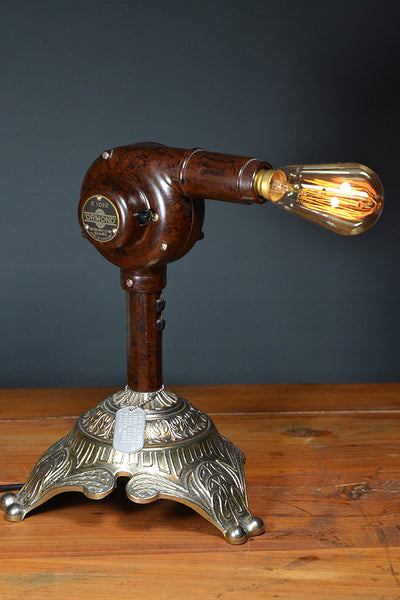 'The Vintage Highlight' Bakelite Table lamp/Desk Lamp