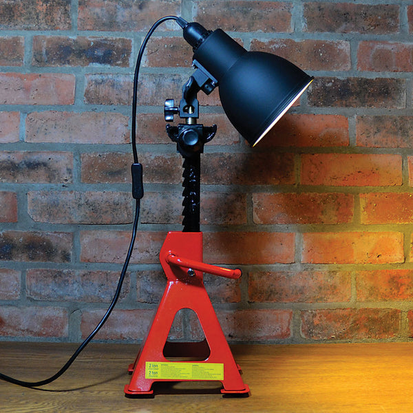 'The Two Ton'  Quirky Table Lamp/Desk Lamp