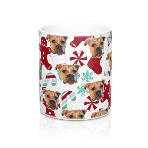 Image of Christmas Gingerbread Coffee Mug