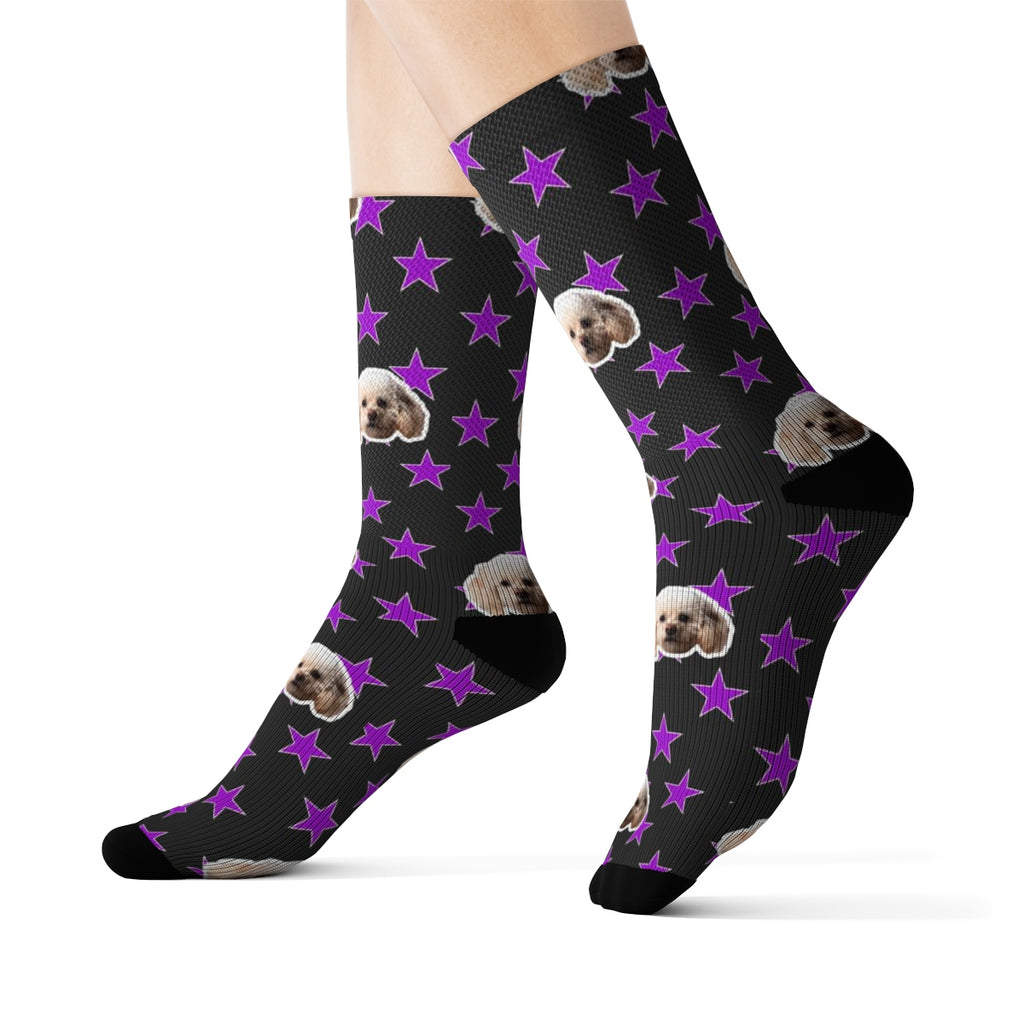 Star Sock (Various Colors)
