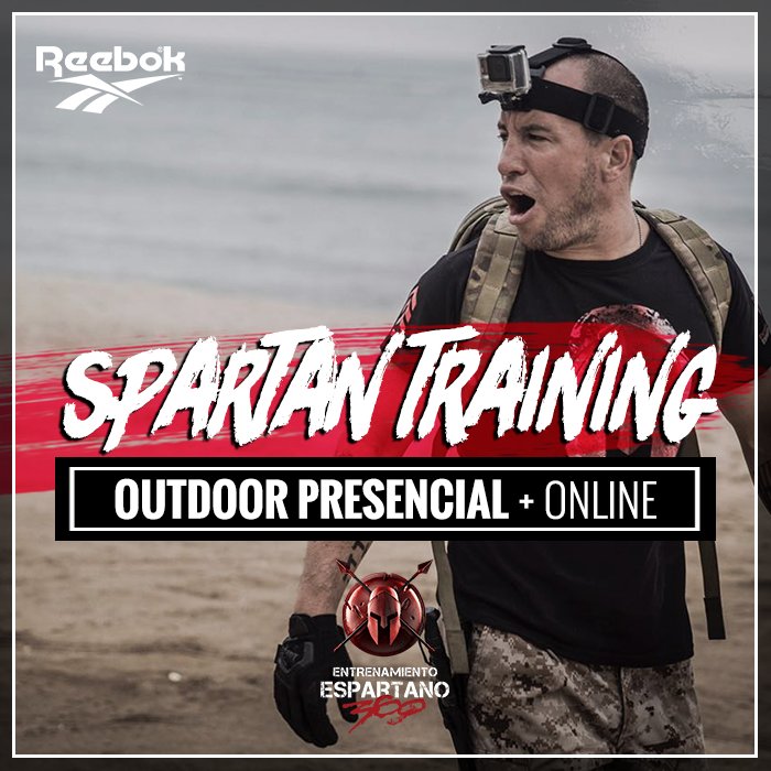 Spartan Training - Outdoor + Online