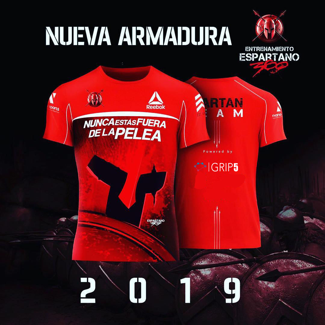 Armadura Espartana 2019