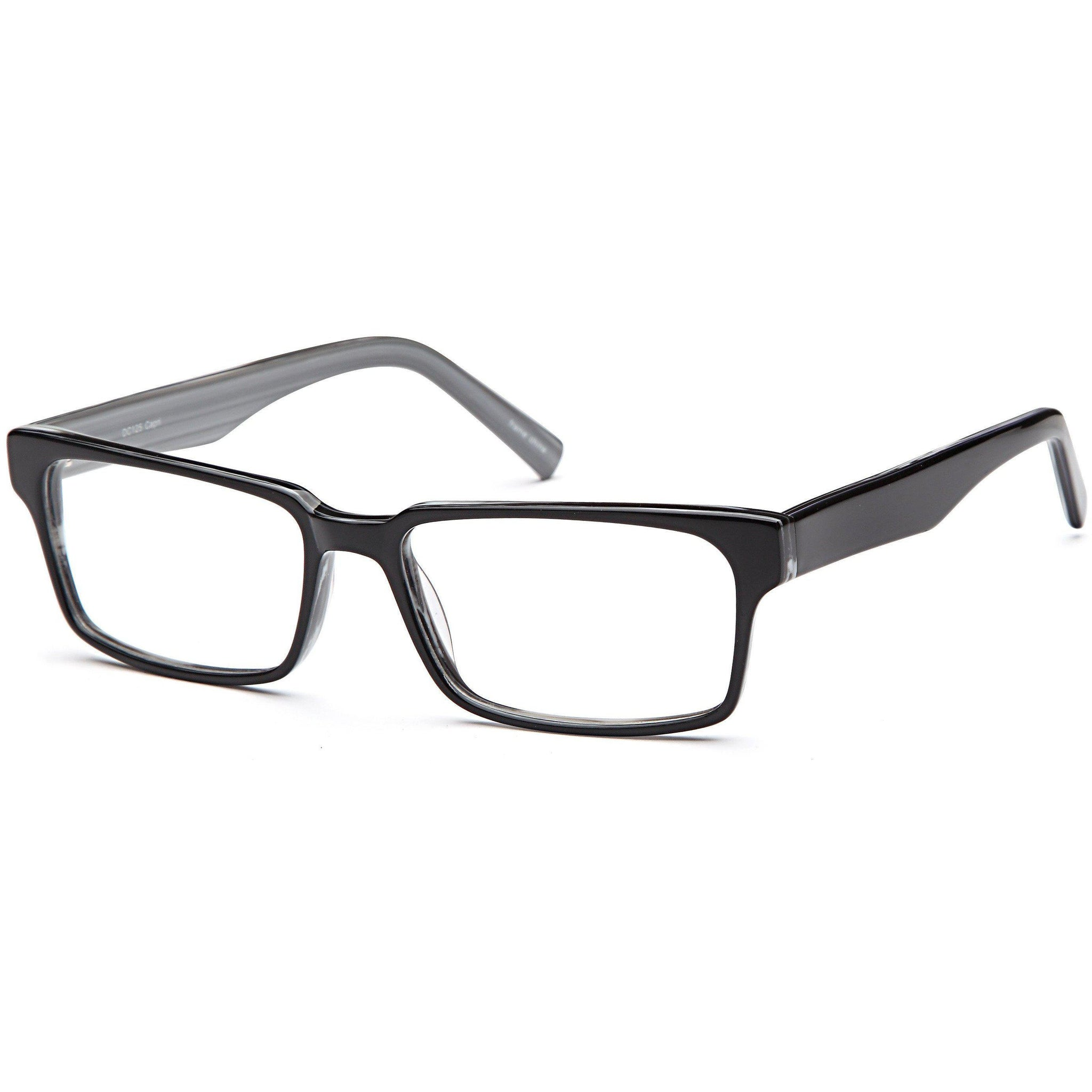 Di Caprio Prescription Glasses DC 125 Eyeglasses Frame - timetoshade