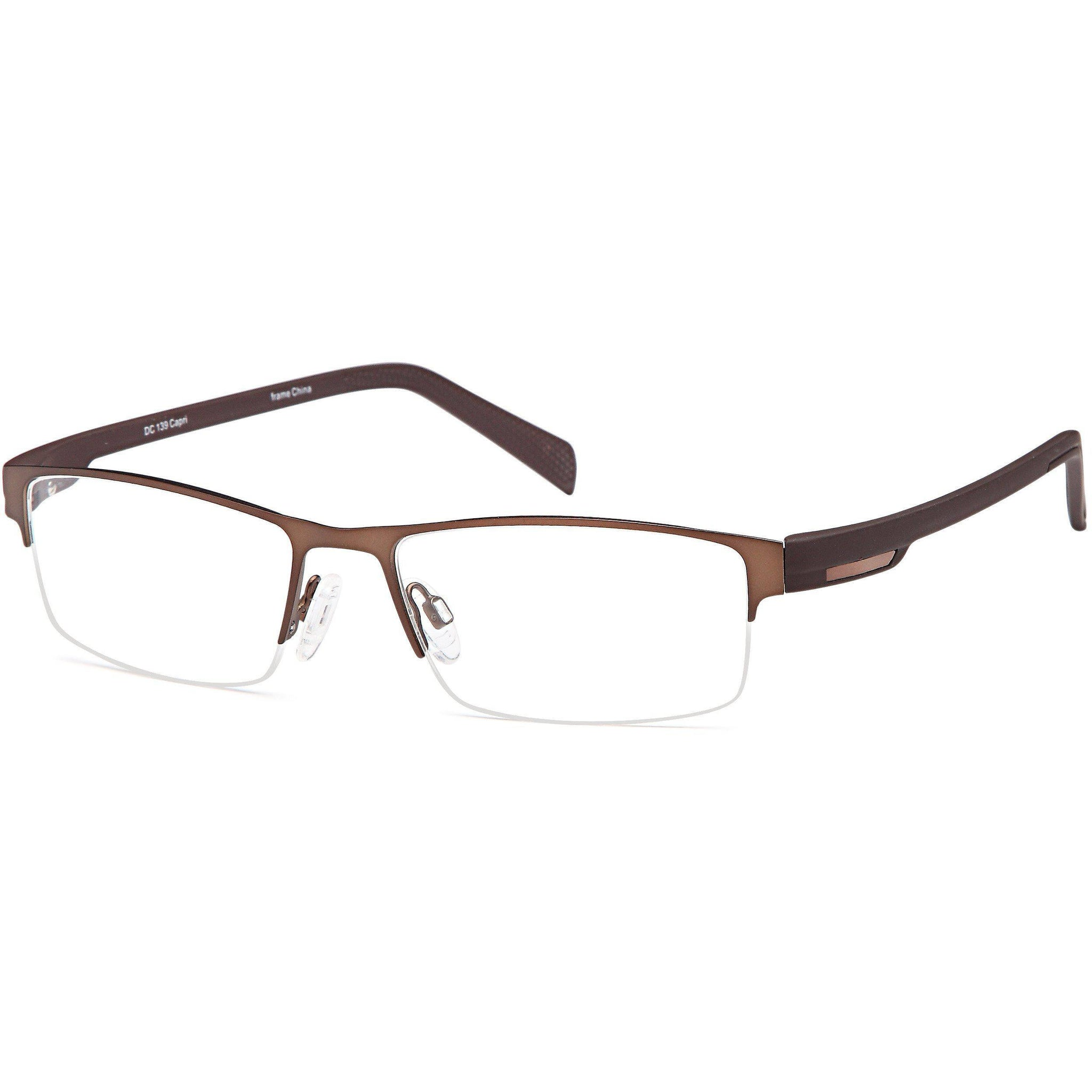 Di Caprio Prescription Glasses DC 139 Eyeglasses Frame - timetoshade