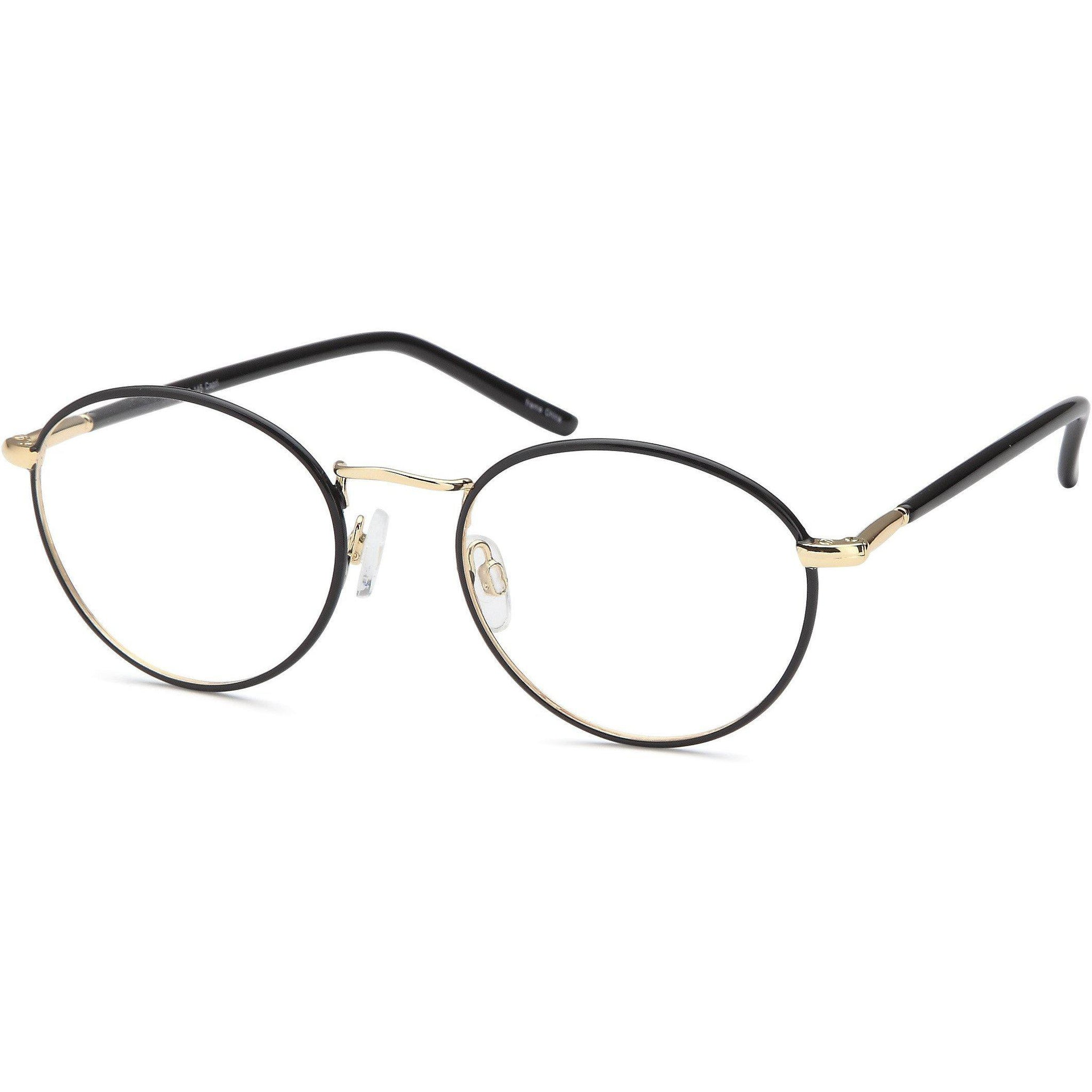 Di Caprio Prescription Glasses DC 145 Eyeglasses Frame - timetoshade