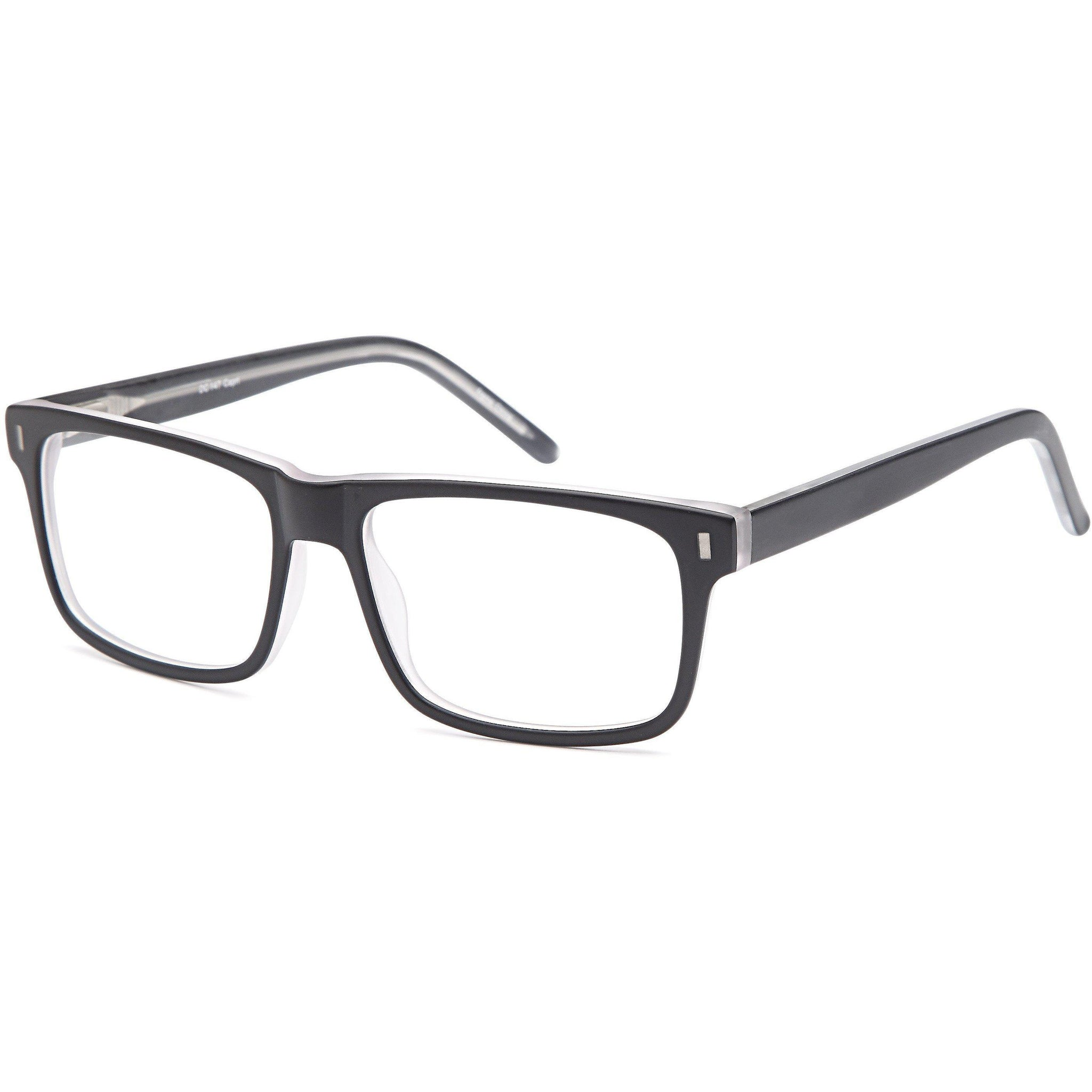 Di Caprio Prescription Glasses DC 147 Eyeglasses Frame - timetoshade