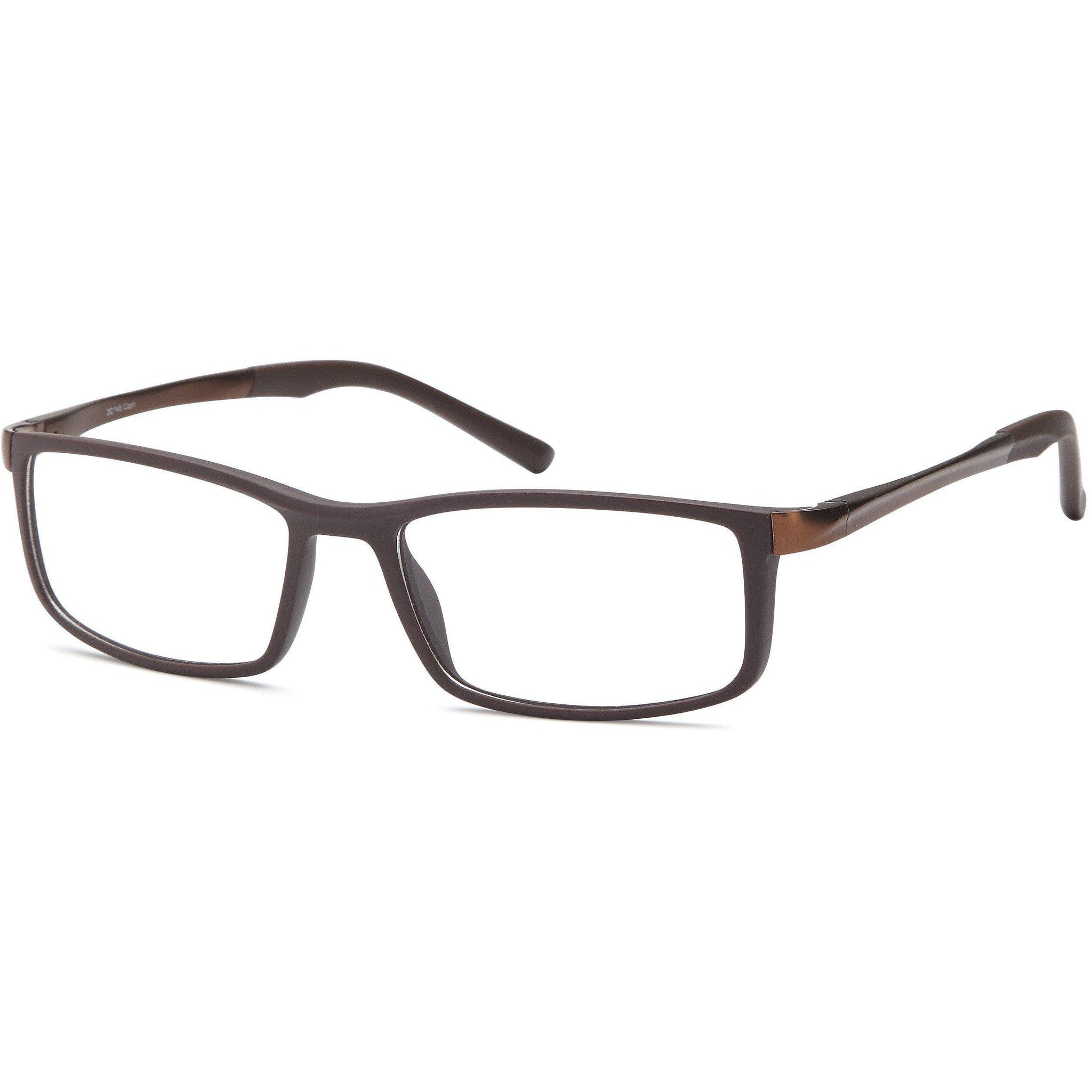 Di Caprio Prescription Glasses DC 148 Eyeglasses Frame - timetoshade