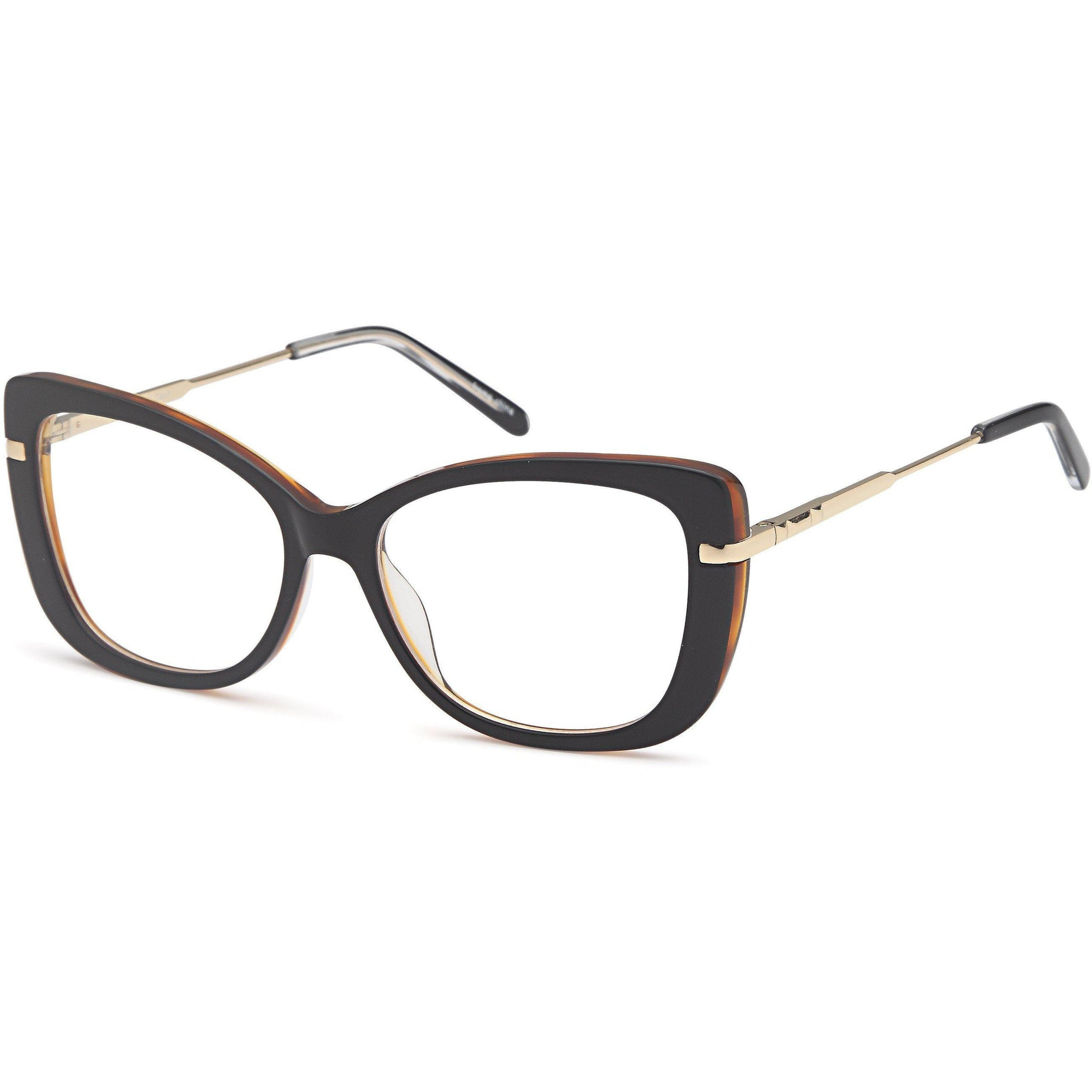 Di Caprio Prescription Glasses DC 162 Eyeglasses Frame - timetoshade