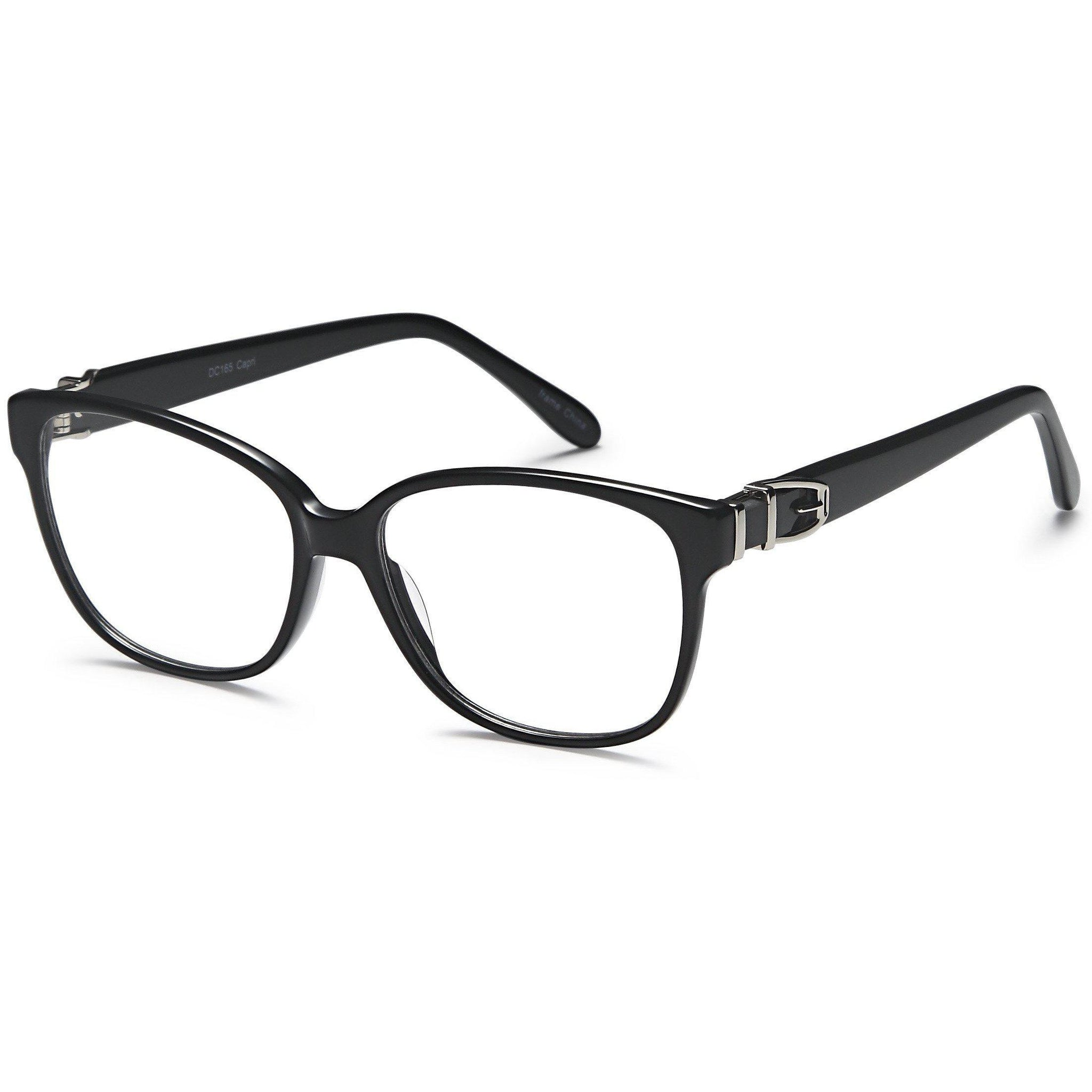 Di Caprio Prescription Glasses DC 165 Eyeglasses Frame - timetoshade