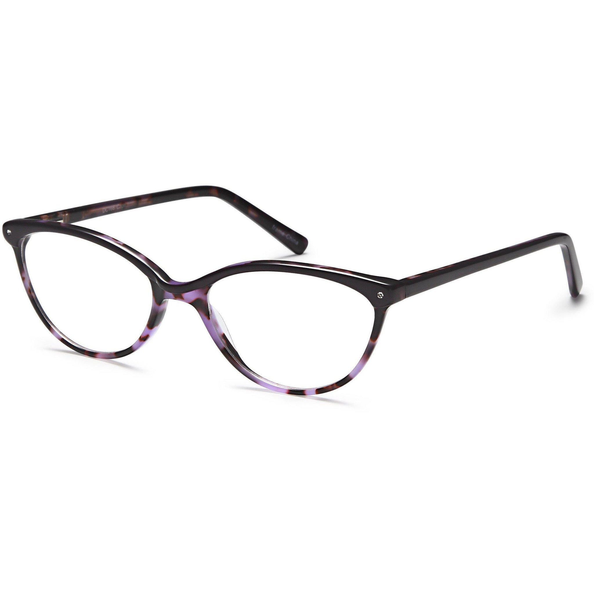 Di Caprio Prescription Glasses DC 166 Eyeglasses Frame - timetoshade