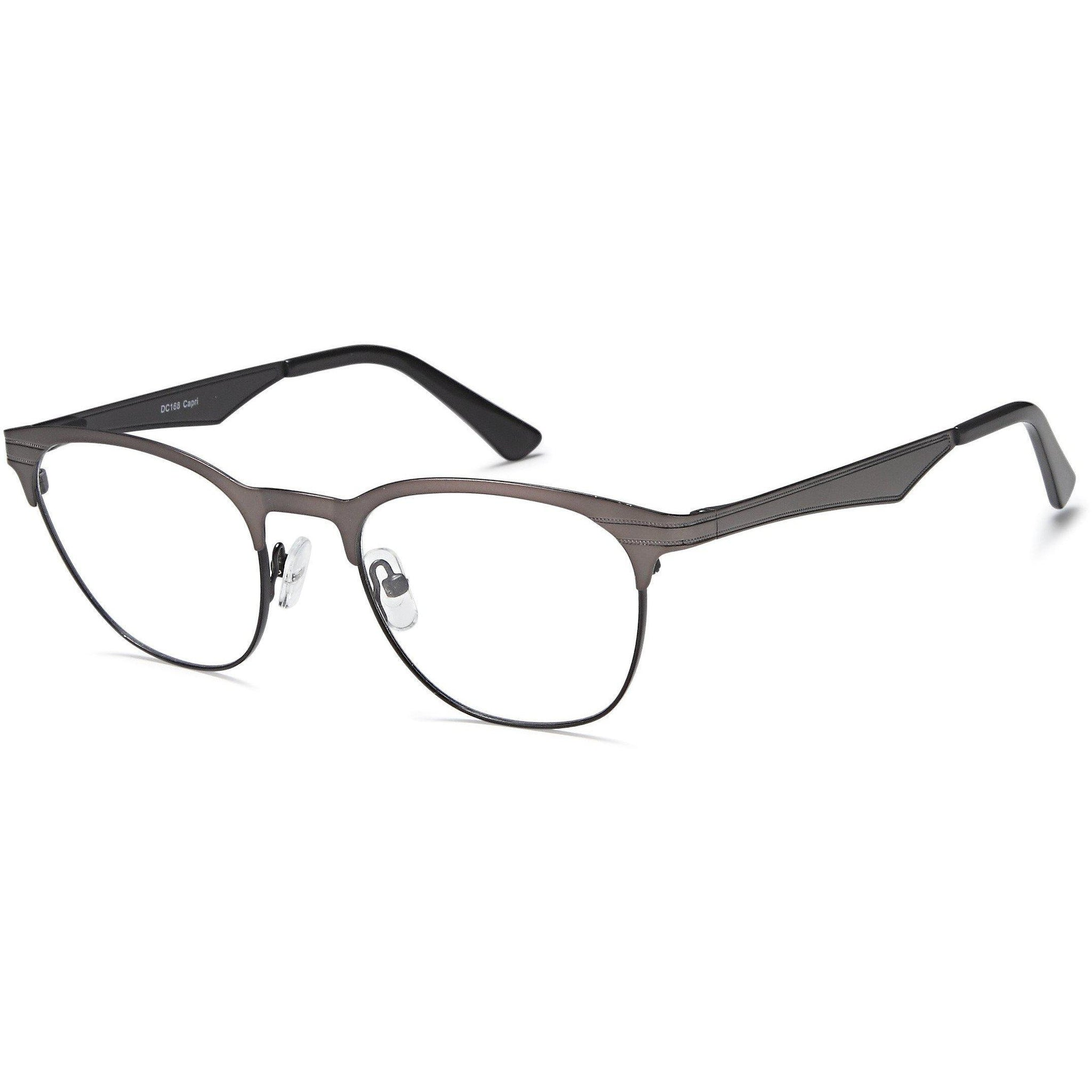Di Caprio Prescription Glasses DC 168 Eyeglasses Frame - timetoshade