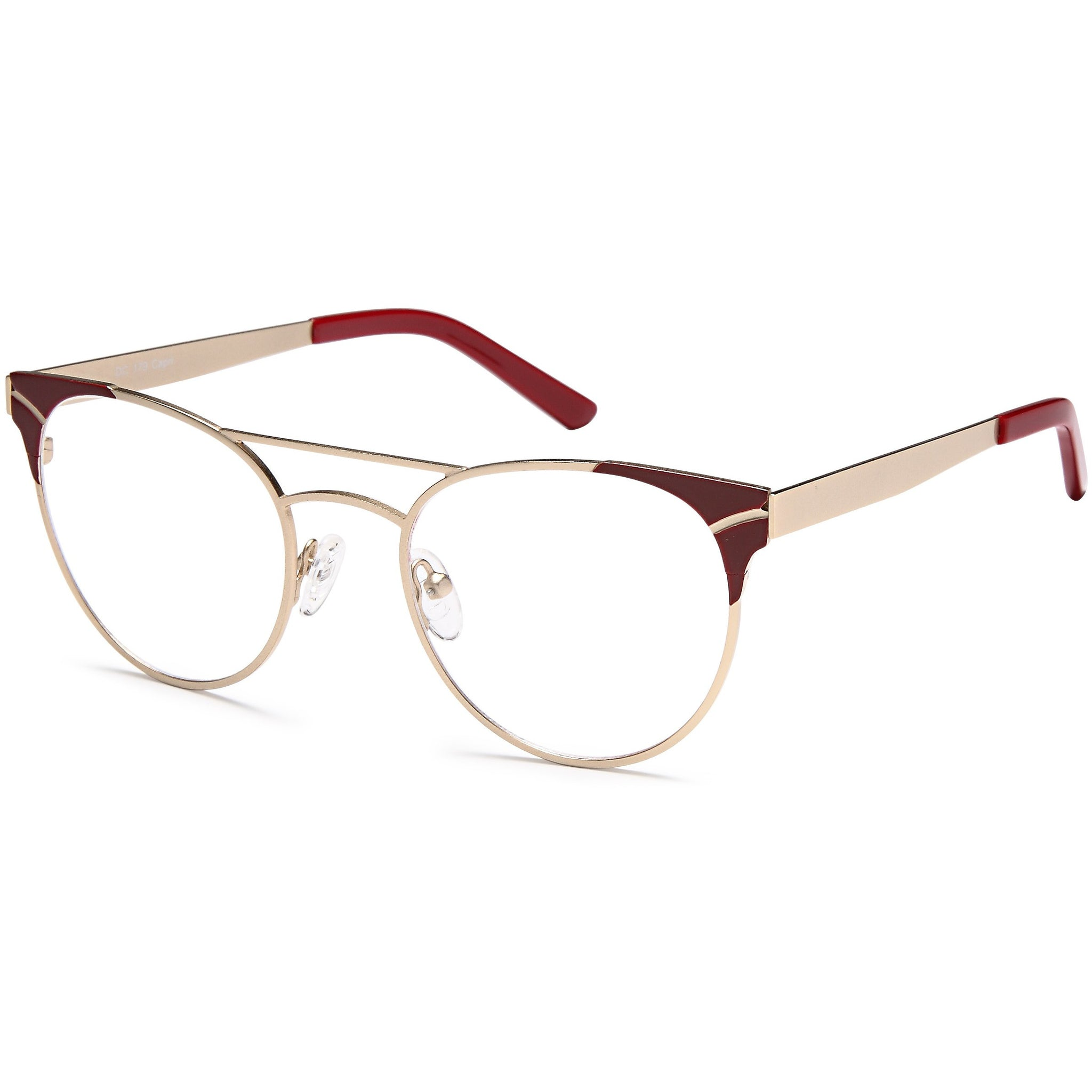Leonardo Prescription Glasses DC 179 Eyeglasses Frame