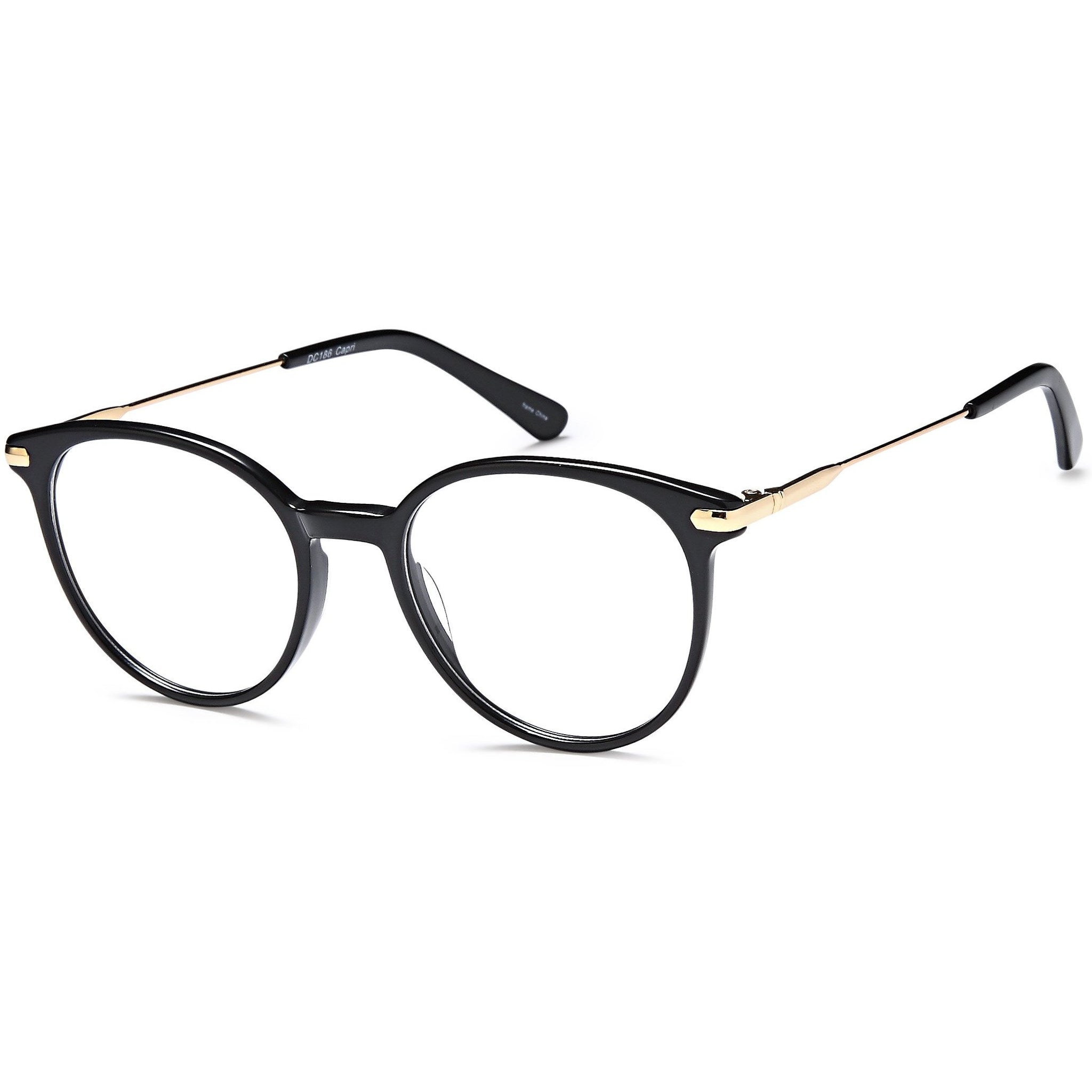 Leonardo Prescription Glasses DC 186 Eyeglasses Frame