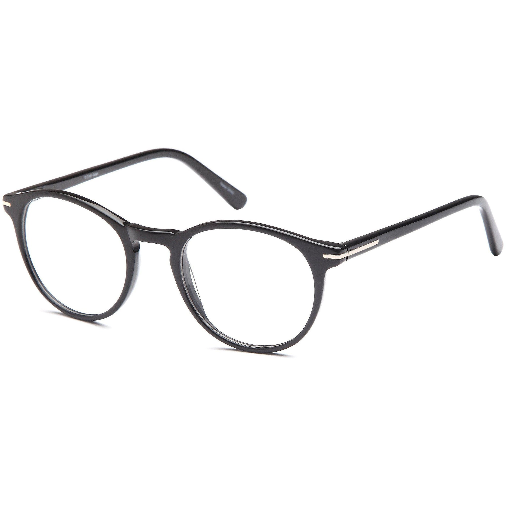 Di Caprio Prescription Glasses DC 316 Eyeglasses Frame - timetoshade