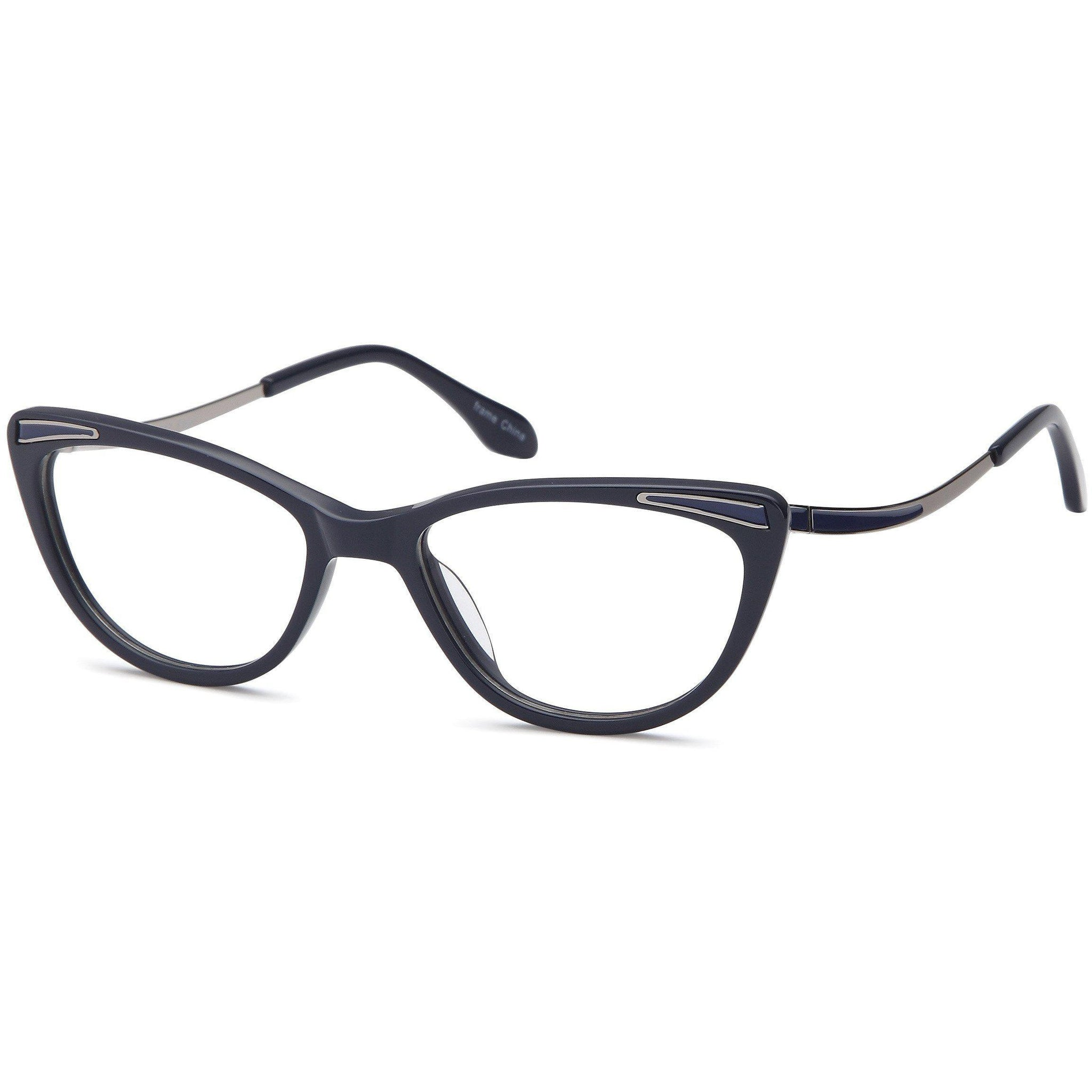 Di Caprio Prescription Glasses DC 317 Eyeglasses Frame - timetoshade