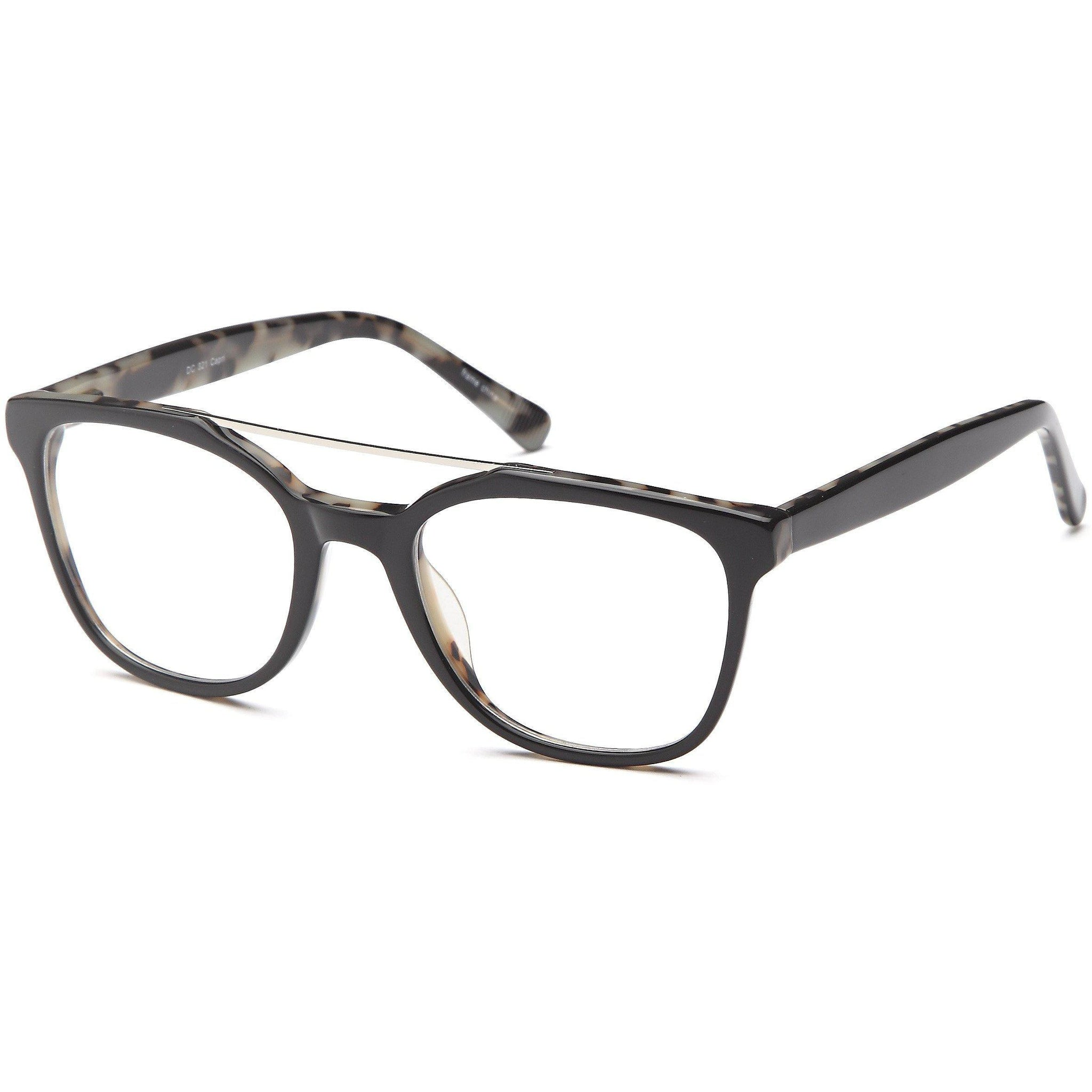 Di Caprio Prescription Glasses DC 321 Eyeglasses Frame - timetoshade