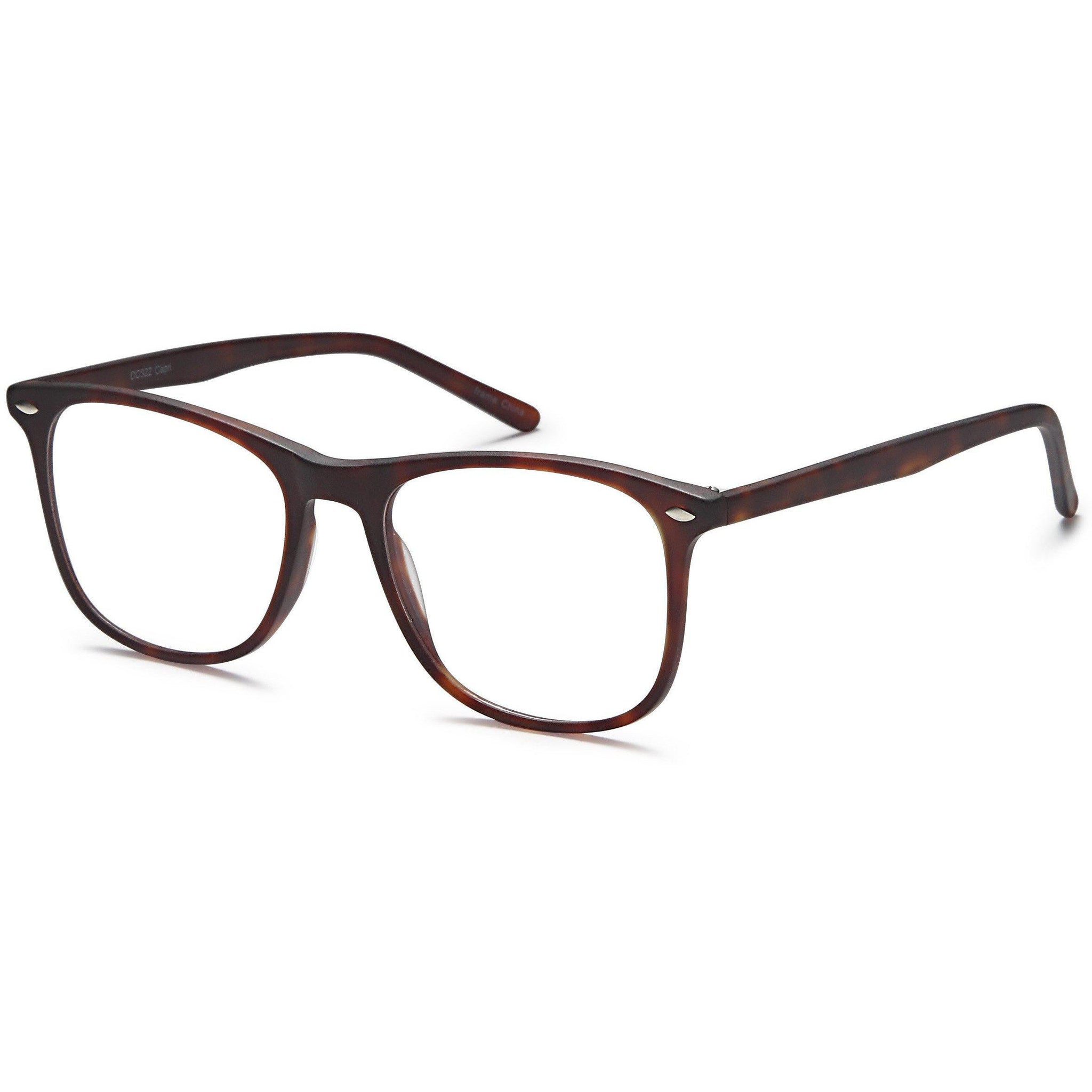 Di Caprio Prescription Glasses DC 322 Eyeglasses Frame - timetoshade