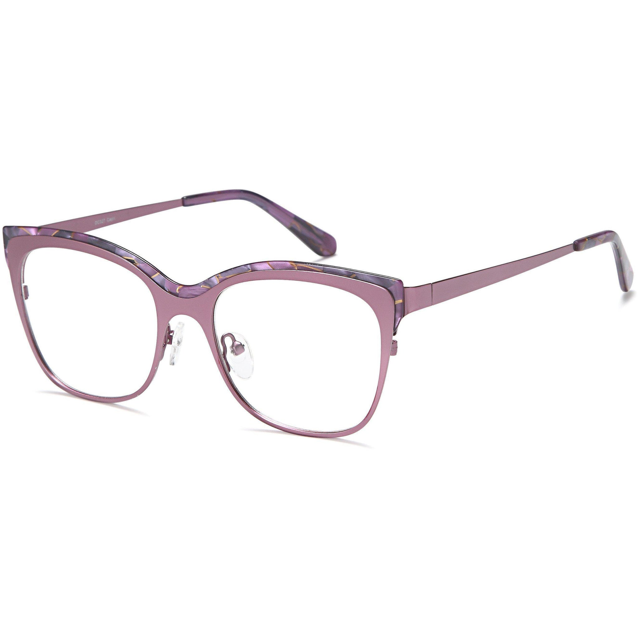 Di Caprio Prescription Glasses DC 327 Eyeglasses Frame - timetoshade