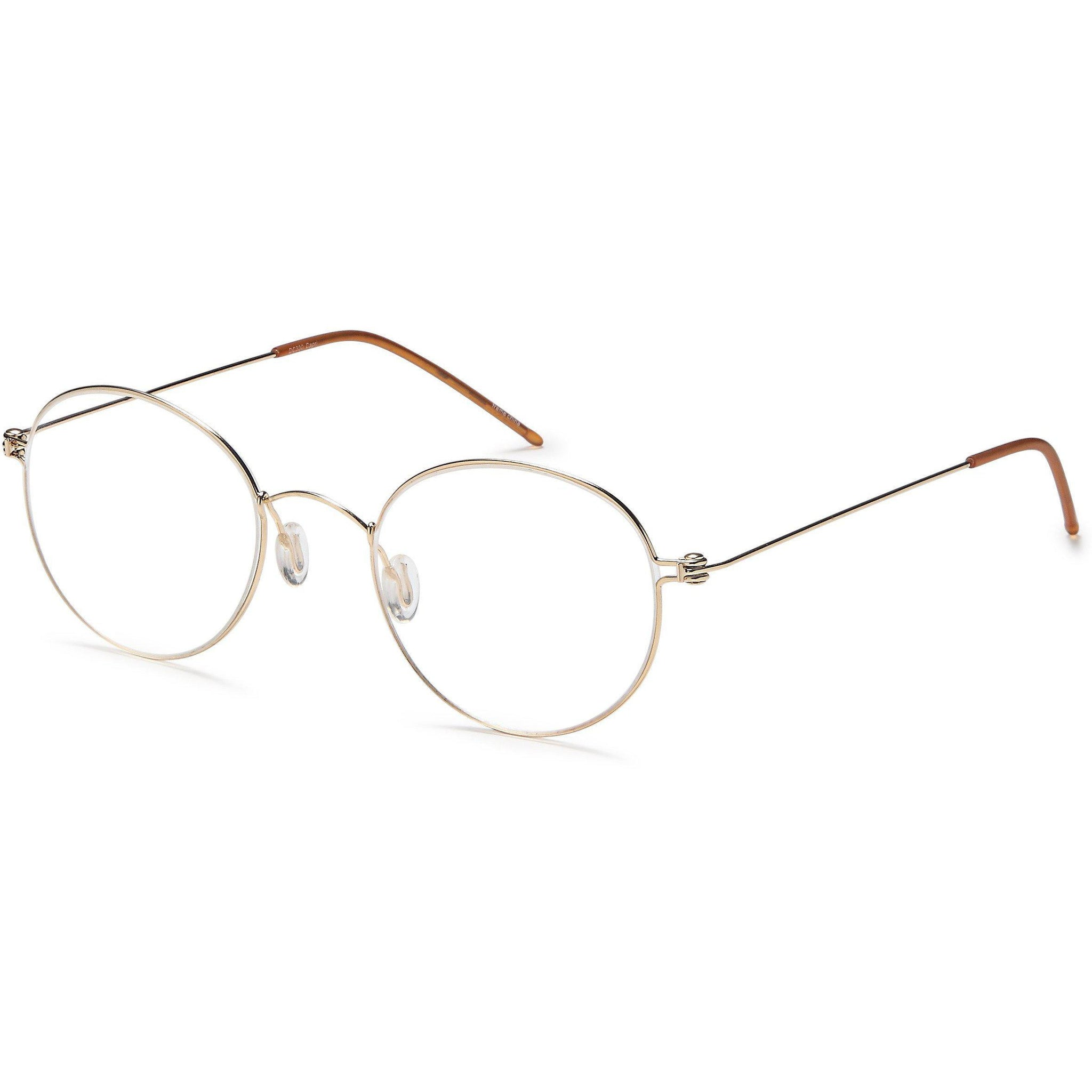 Di Caprio Prescription Glasses DC 330 Eyeglasses Frame - timetoshade