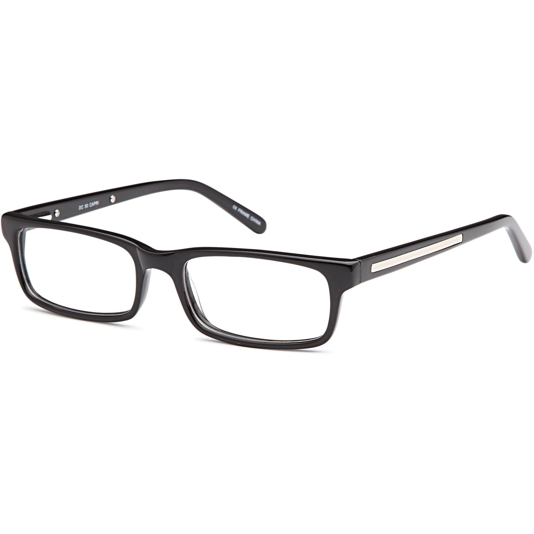 Di Caprio Prescription Glasses DC 50 Eyeglasses Frame - timetoshade