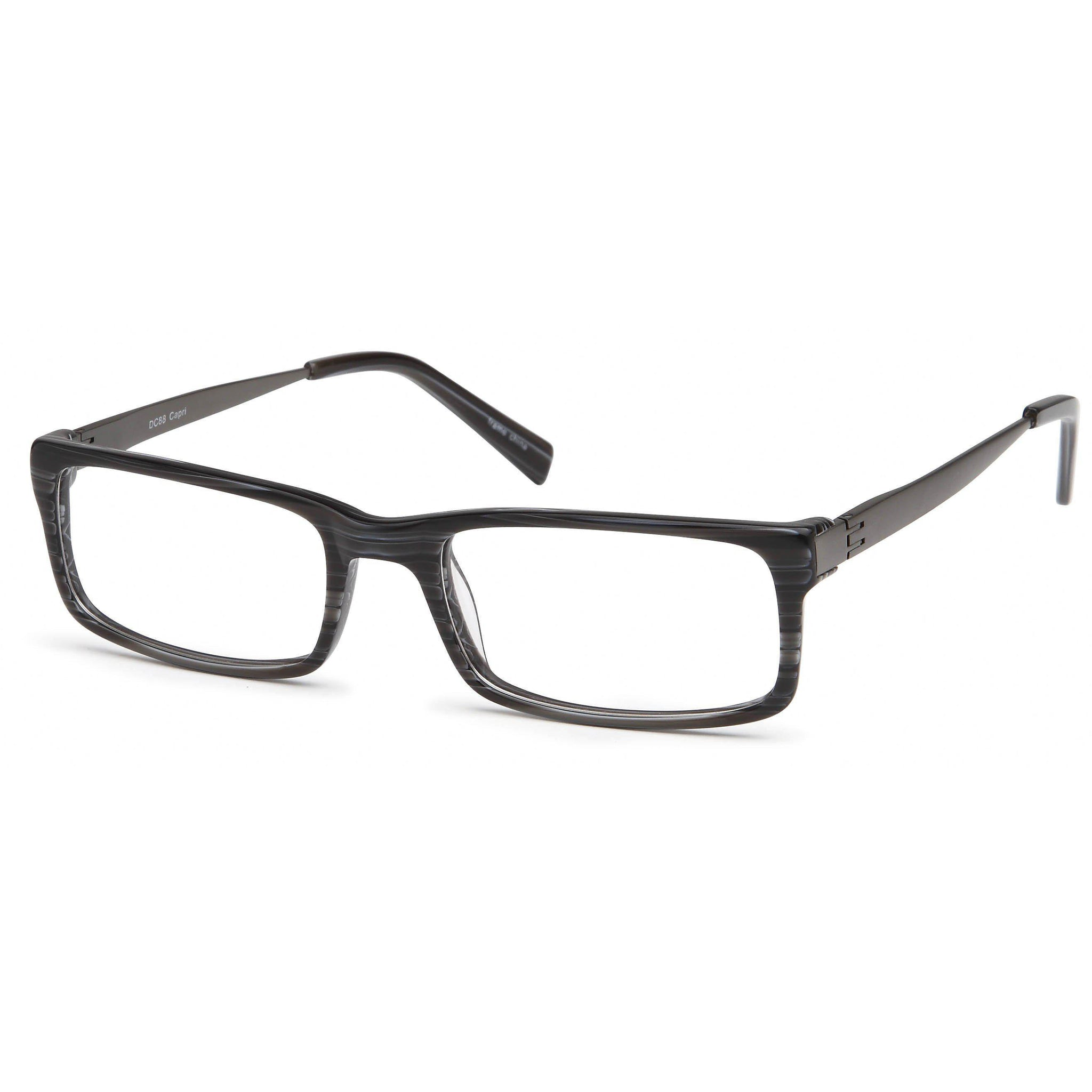 Di Caprio Prescription Glasses DC 88 Eyeglasses Frame - timetoshade