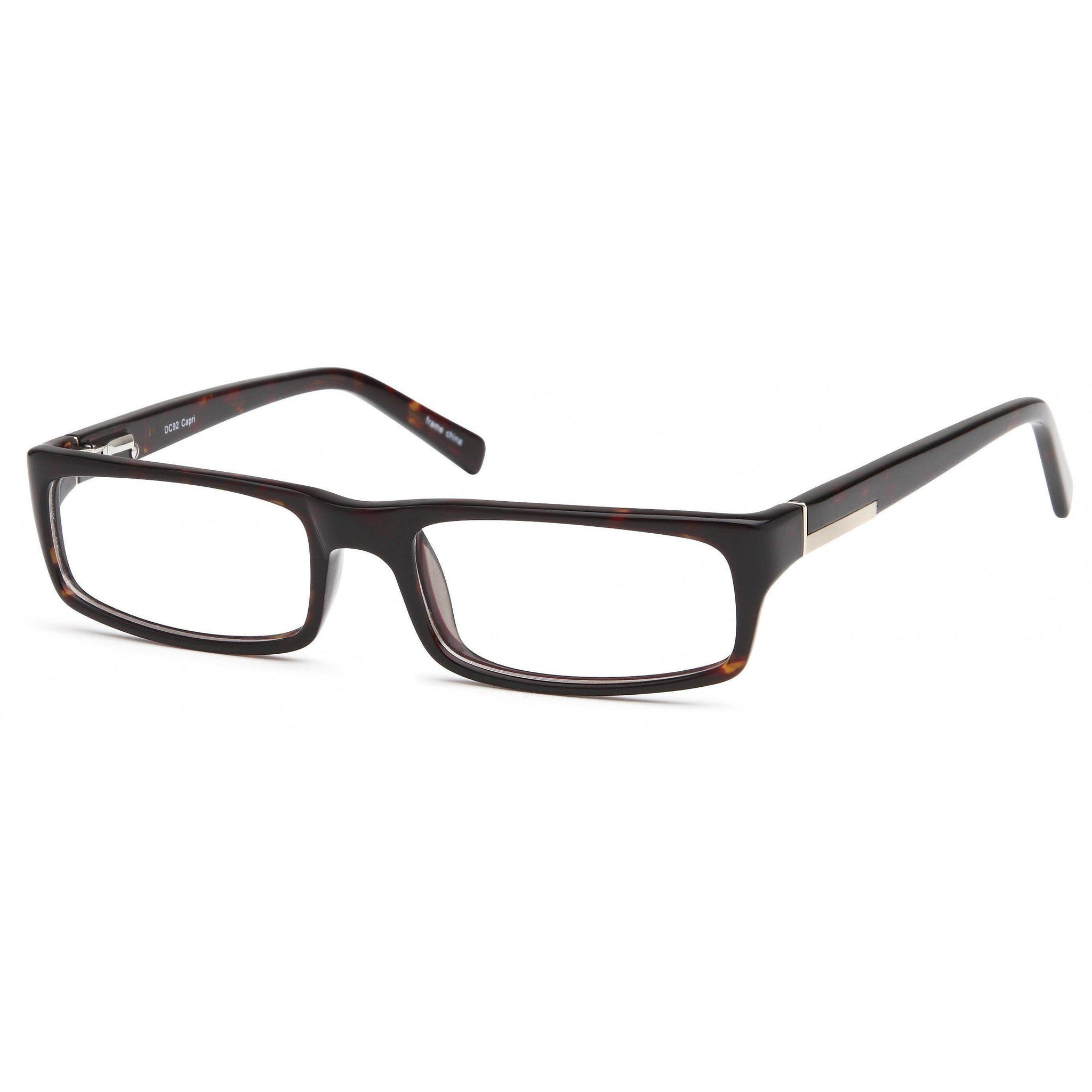 Di Caprio Prescription Glasses DC 92 Eyeglasses Frame - timetoshade
