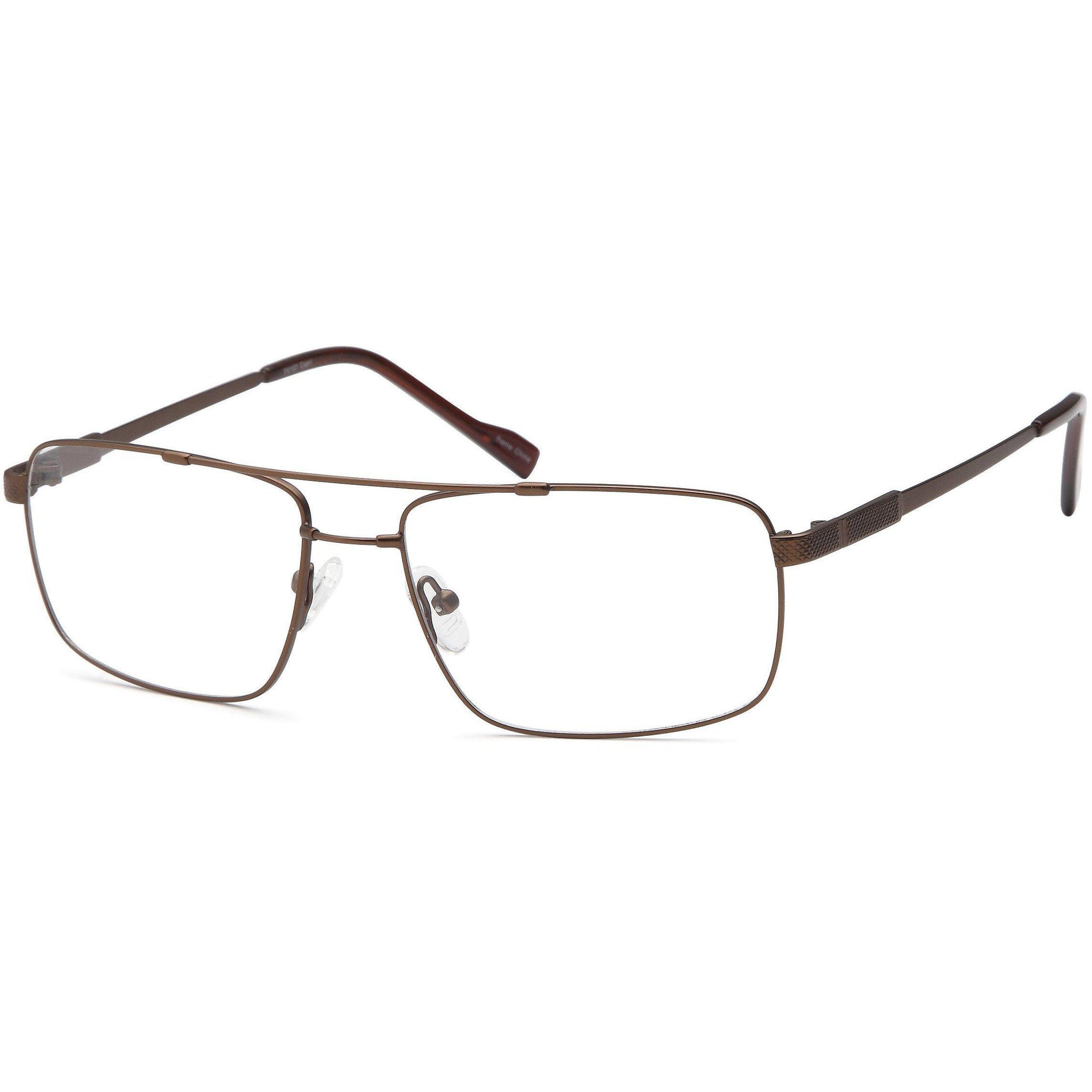 Titanium Prescription Glasses FX 107 Eyeglasses Frame