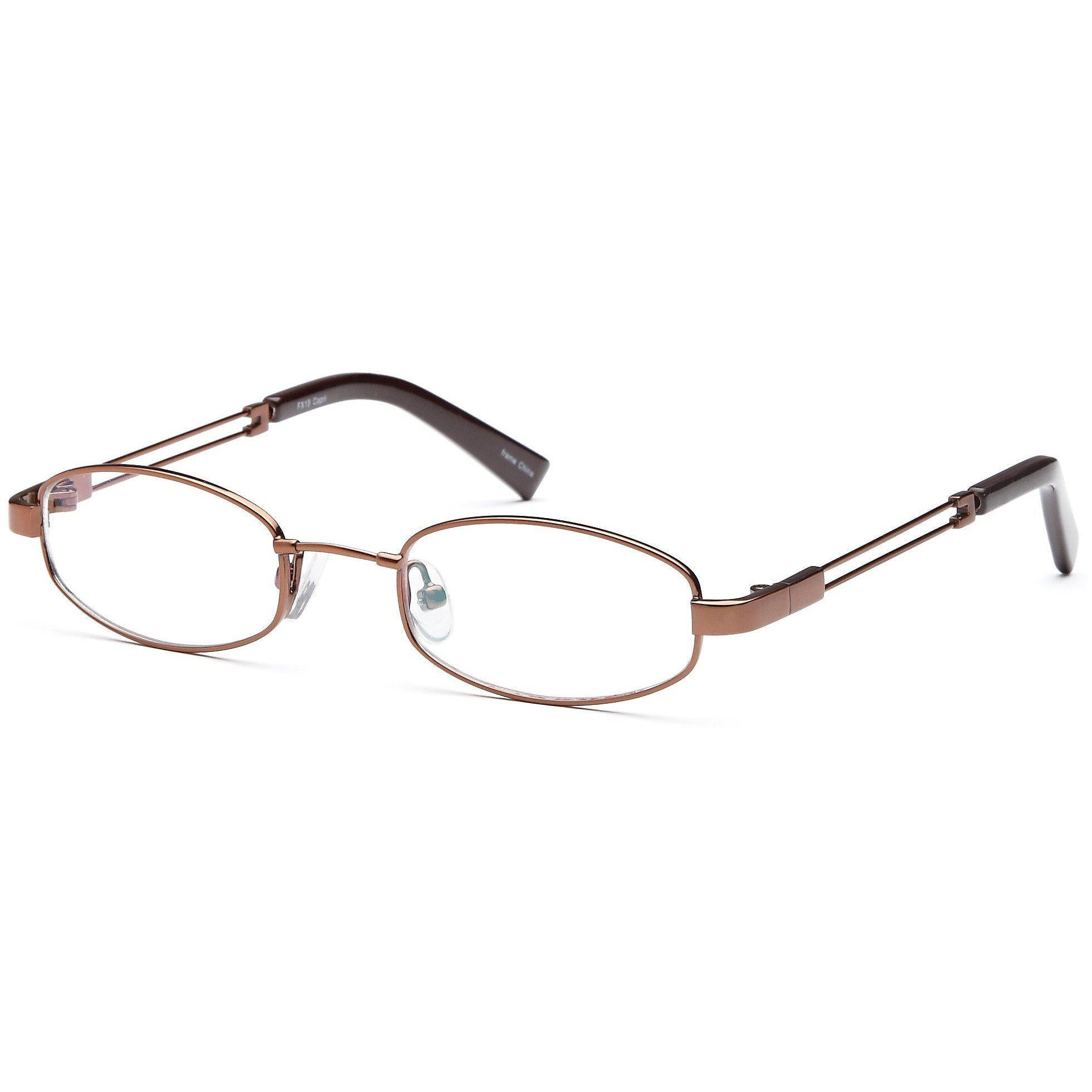 Titanium Prescription Glasses FX 19 Eyeglasses Frame