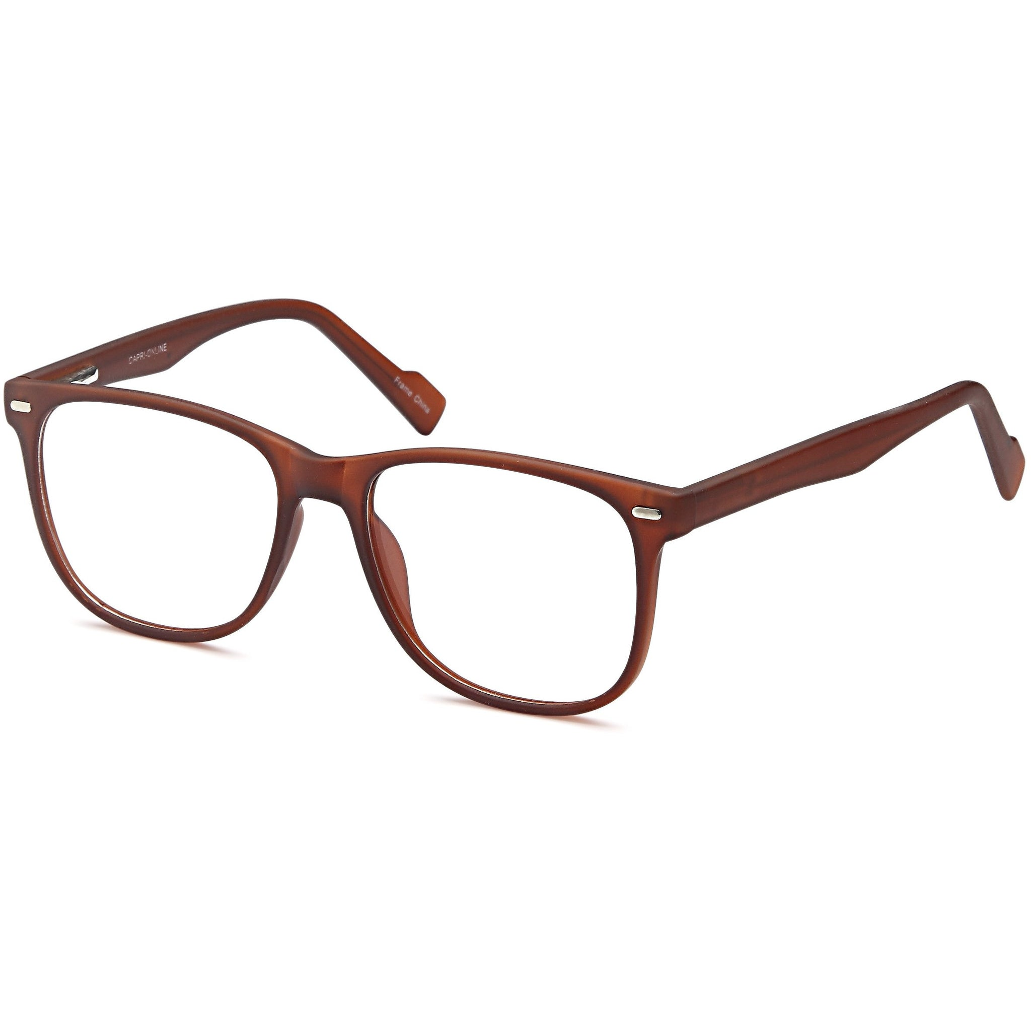 Mayfair by The Mile Square Prescription Eyeglasses Frames