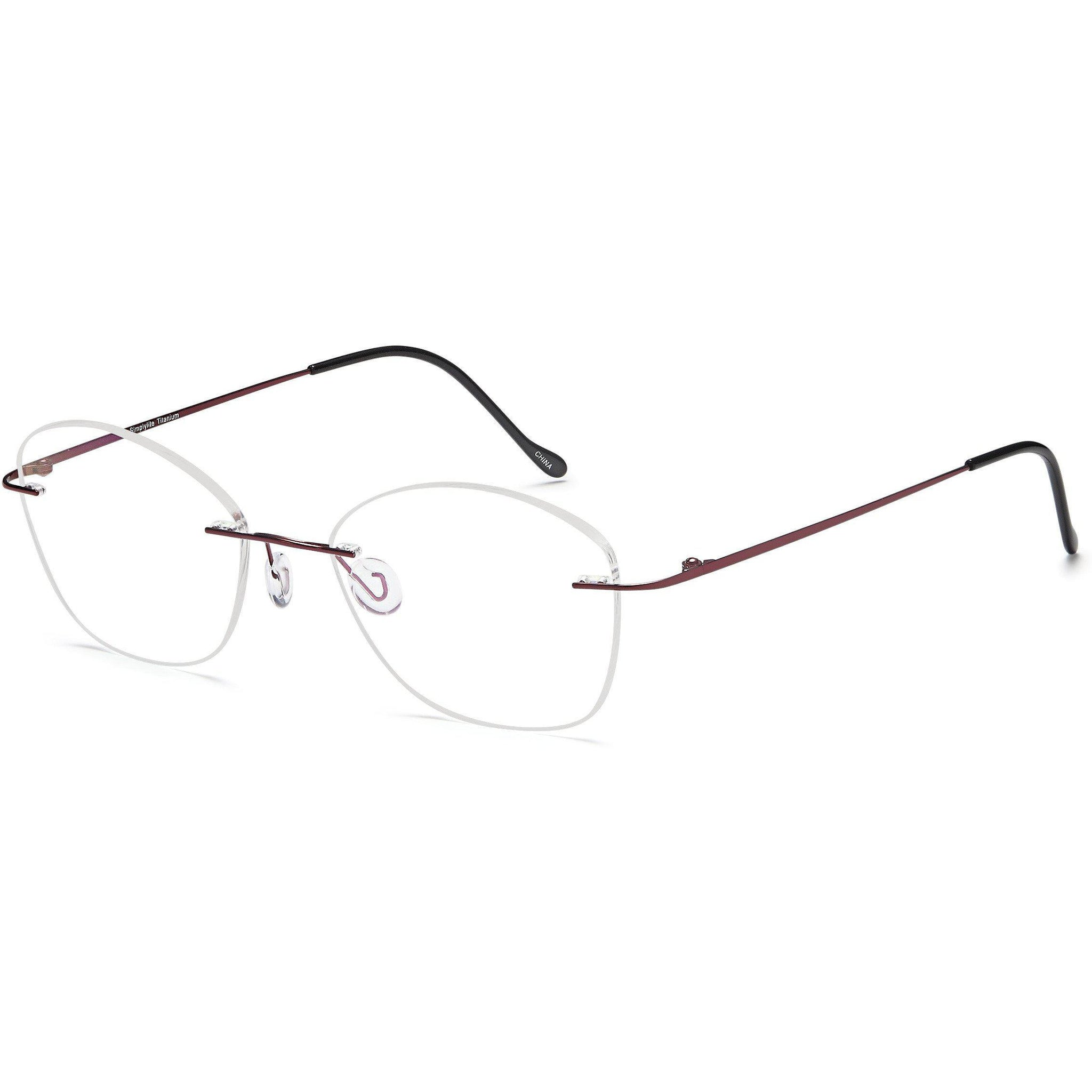 Feather Prescription Glasses SL 704 Eyeglasses Frames